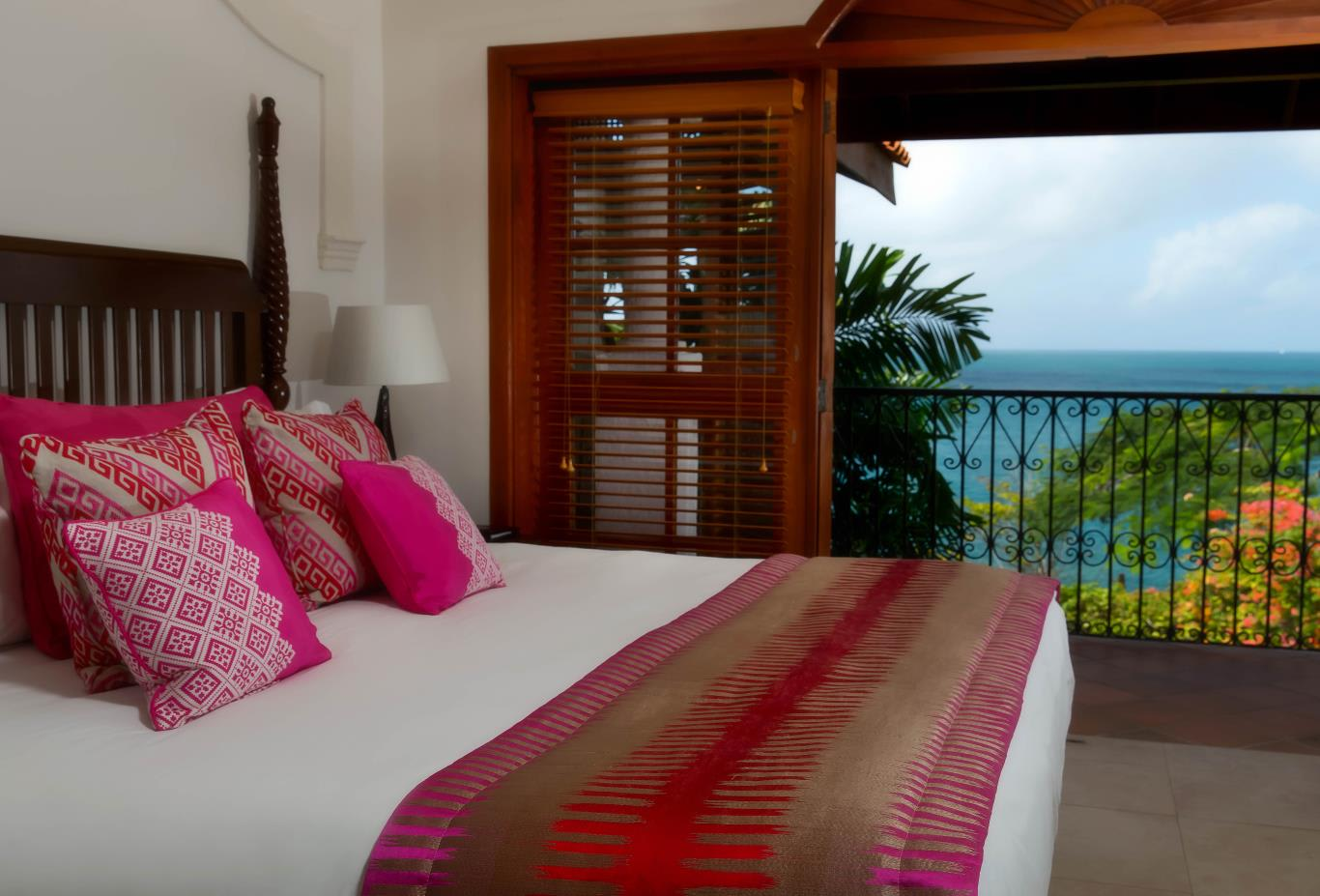 Oceanview Villa Bedroom