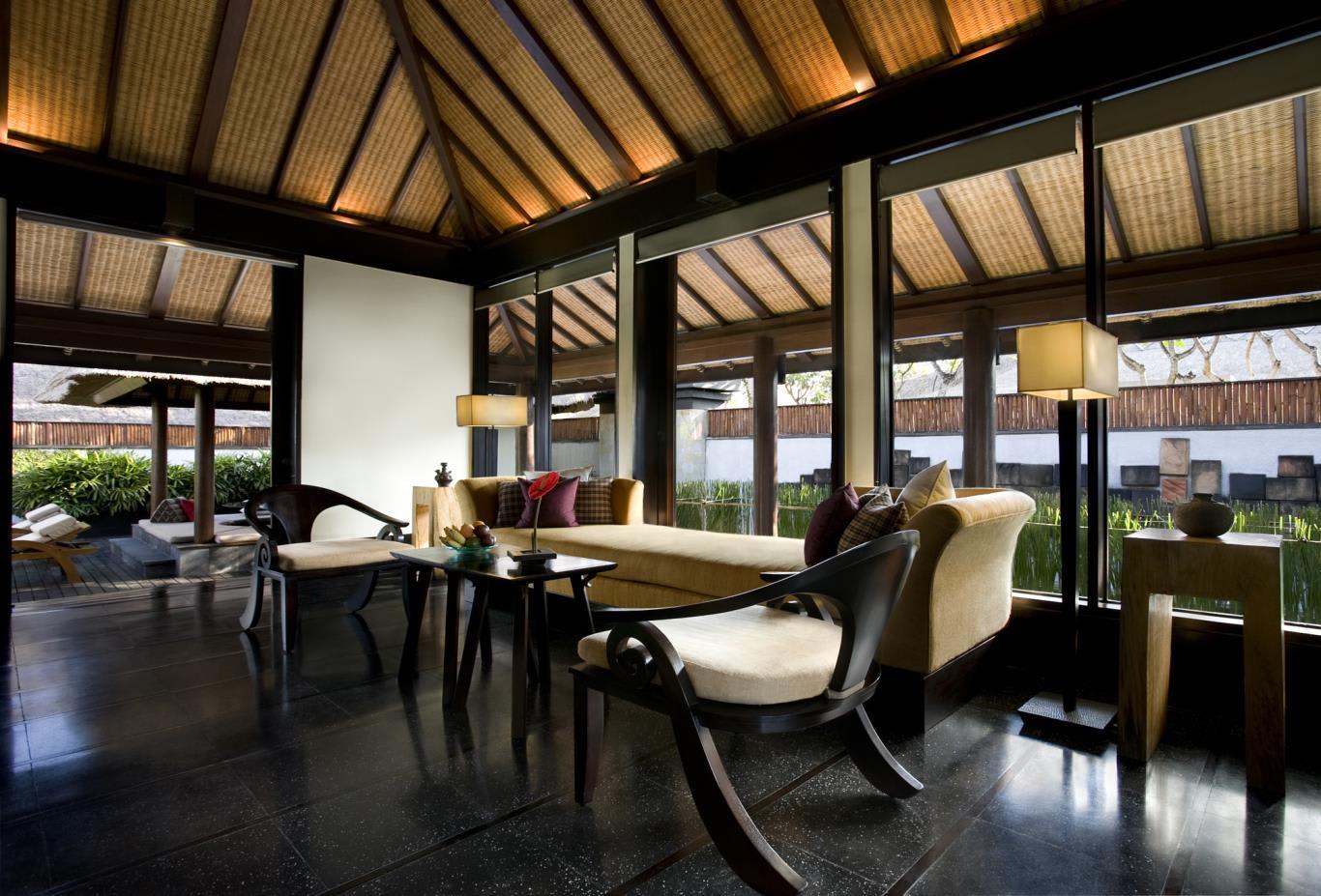 1 Bedroom Villa-Living-Room