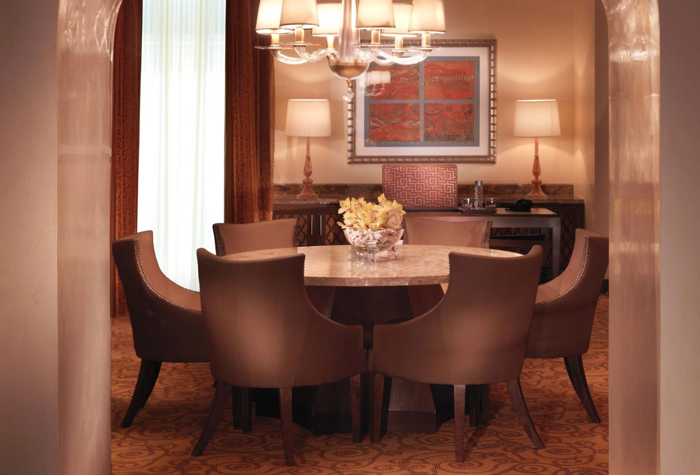 Regal Suite Dining