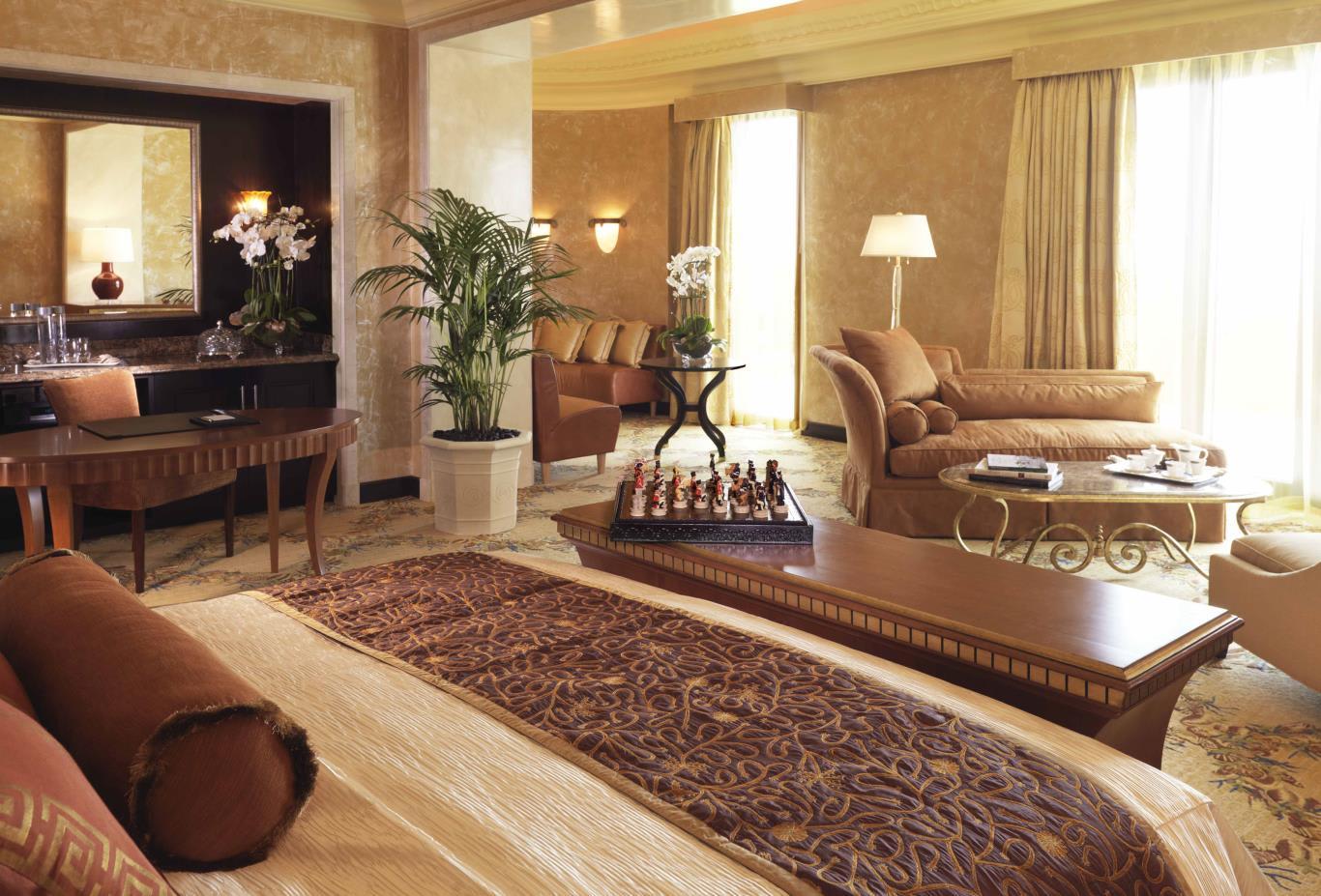 Grand Atlantis Suite Bedroom