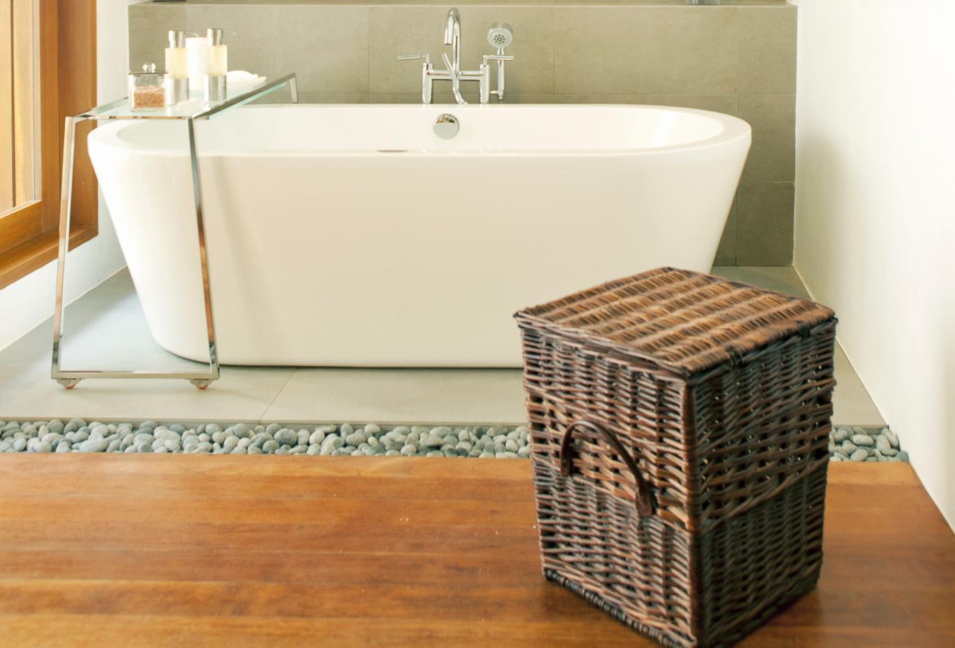 Baros Villa Bathroom