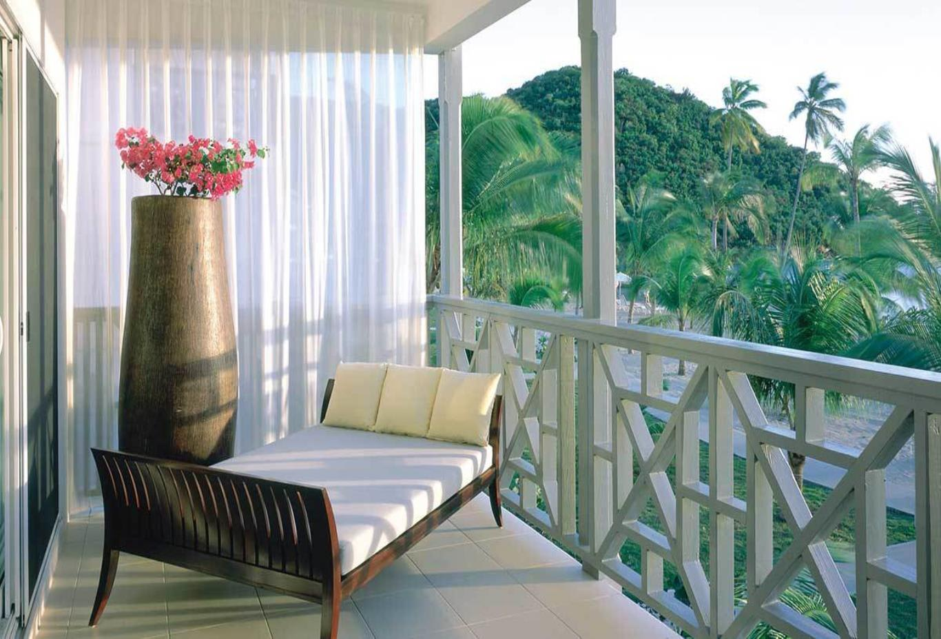 Beach Suite balcony