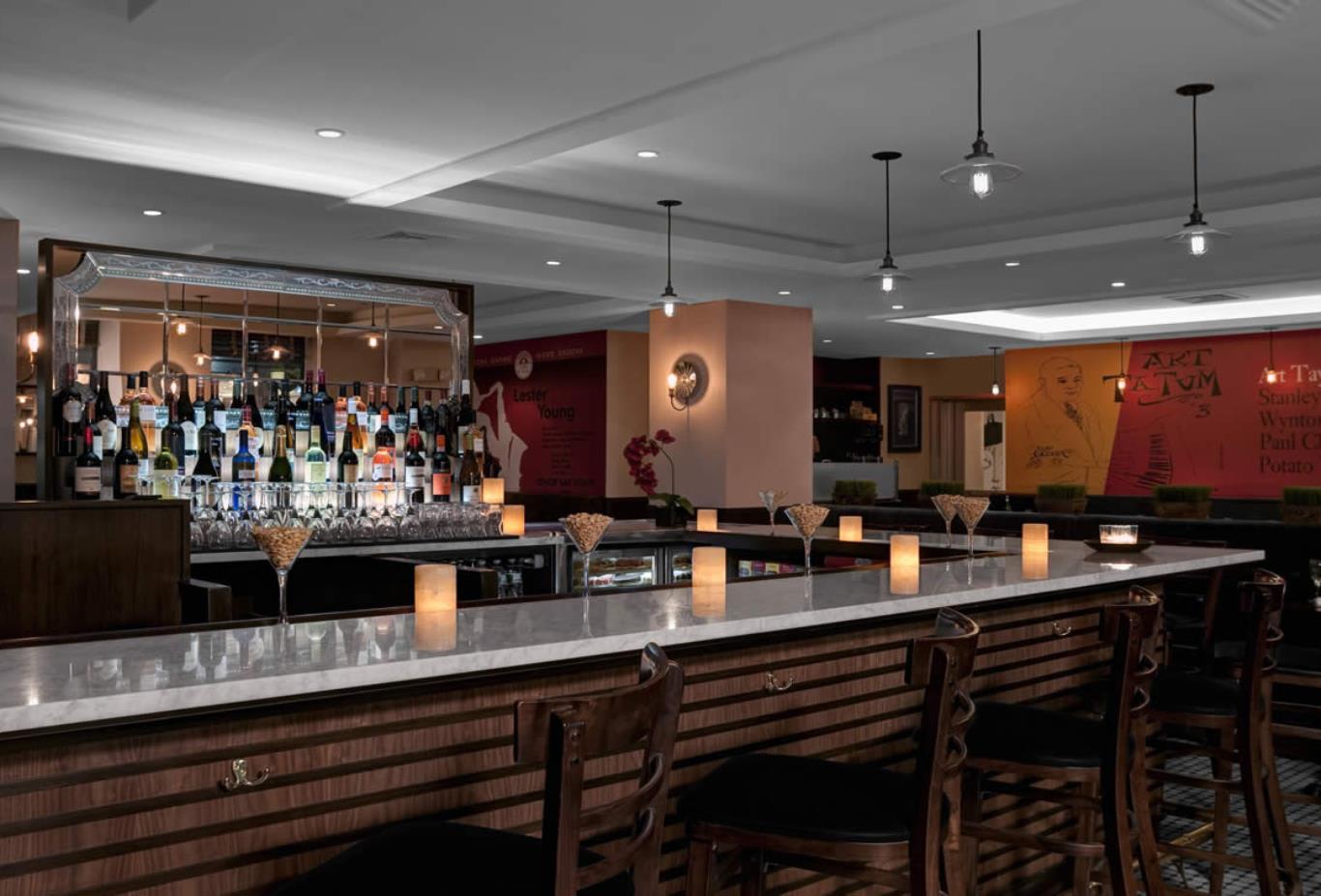Raffles Bistro Bar