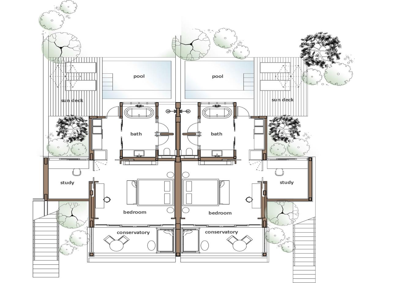 Floorplan-Pool-suite