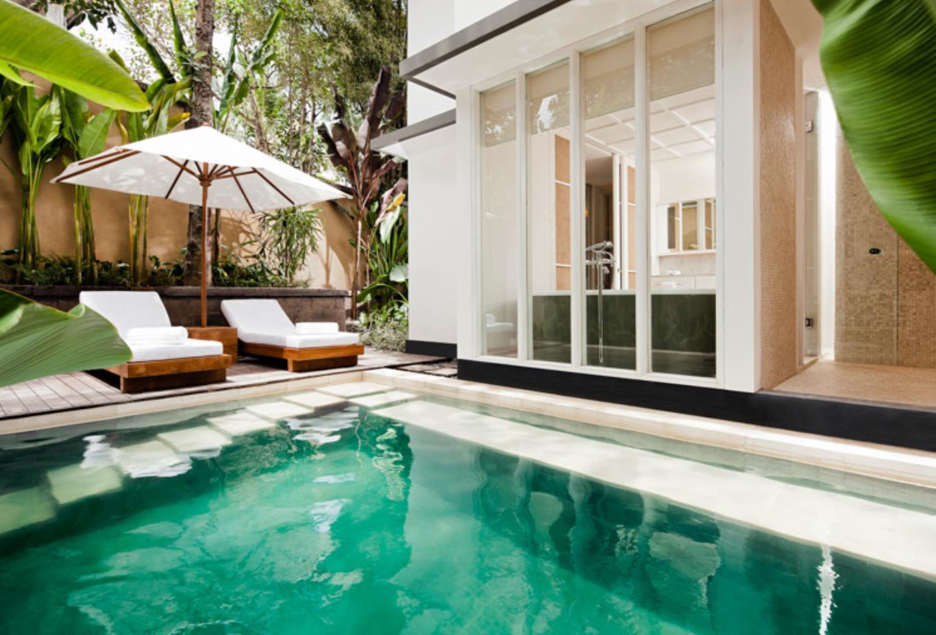 Uma Pool Villa