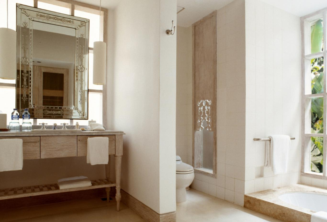 Uma Villa Bathroom
