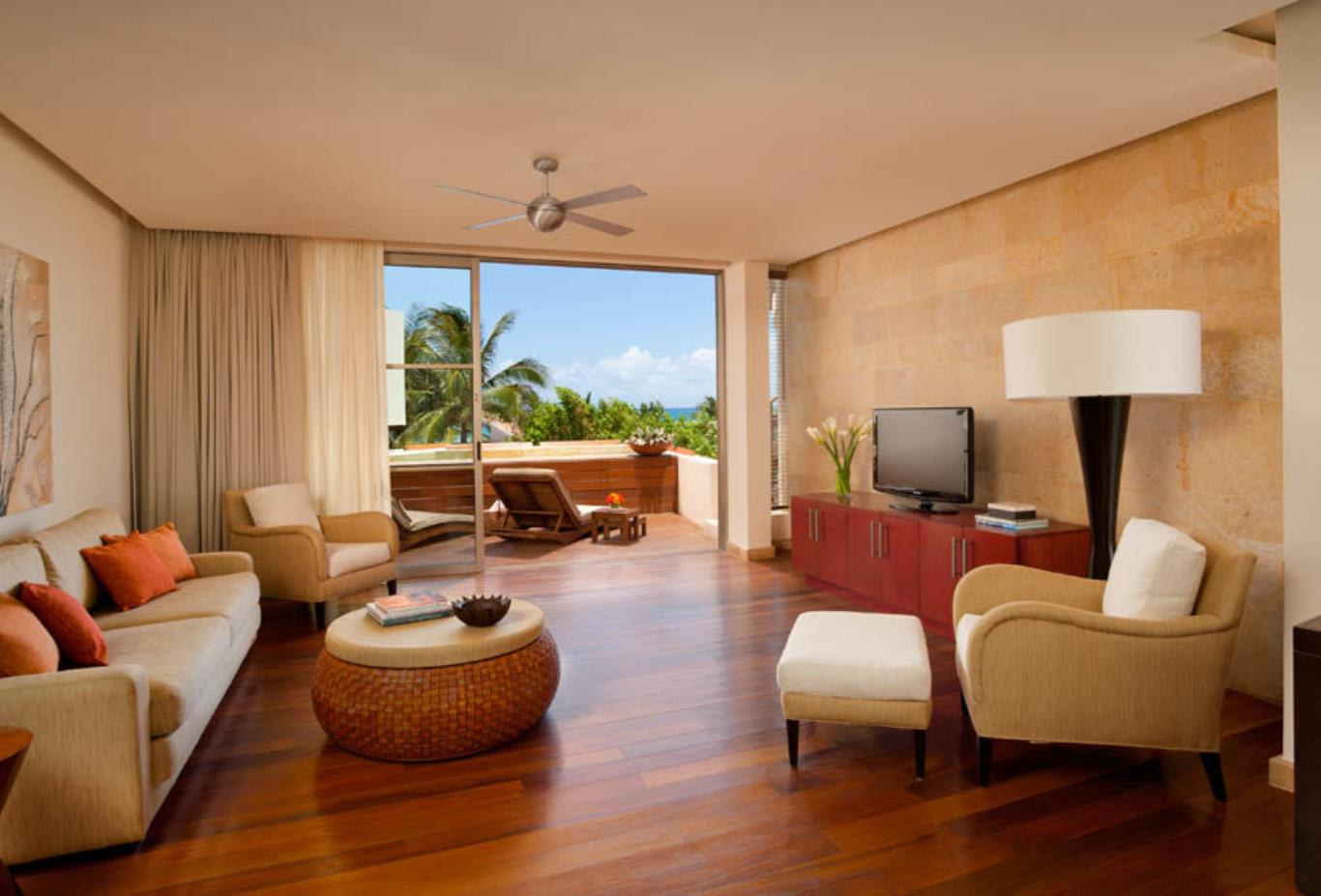 Two Bed Deluxe Mayakoba Suite