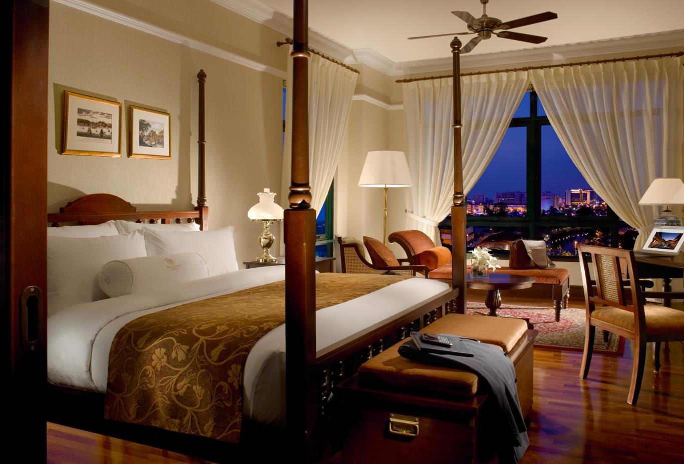 Majestic & Tranquerah Suite
