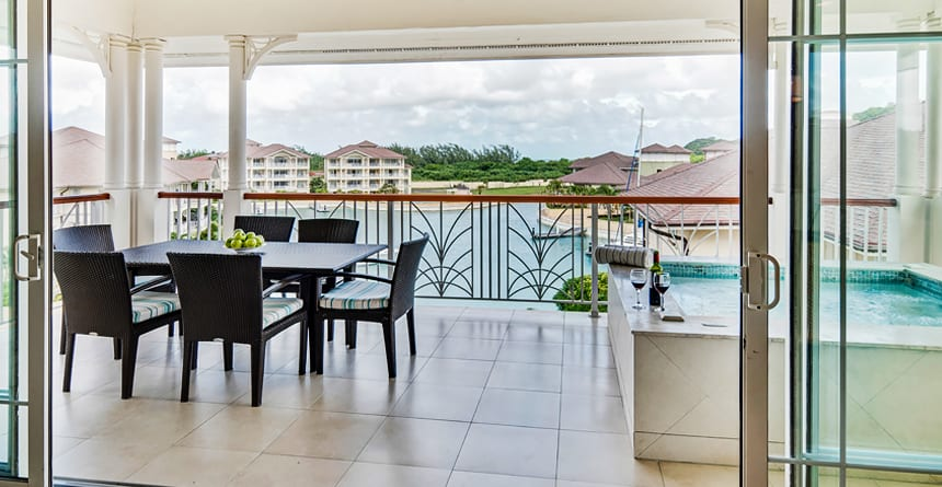 1 Bedroom Villa Suite Marina View Plunge Pool