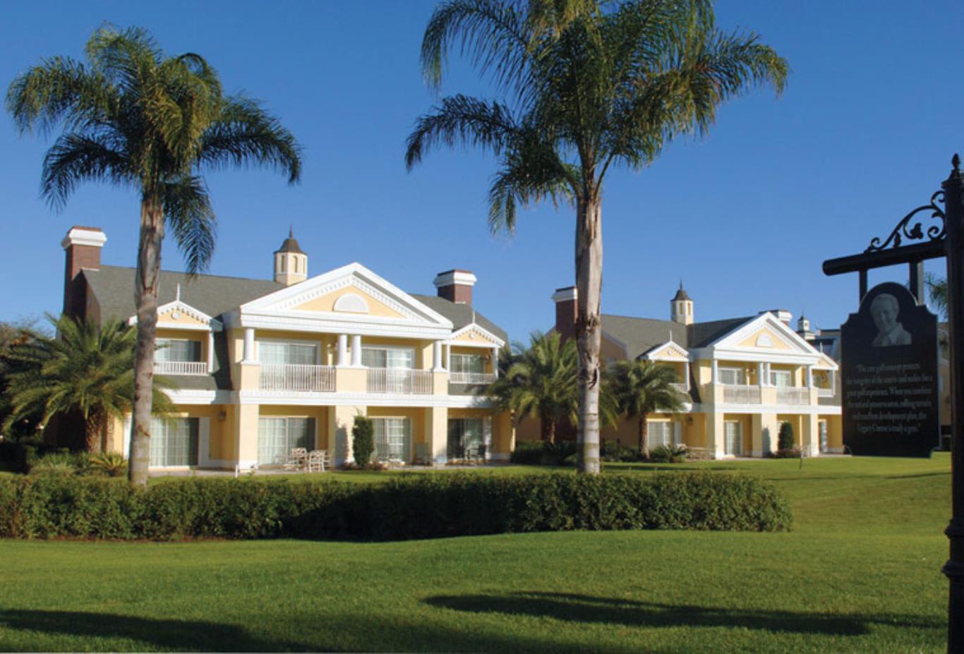 Standard Villa Exterior