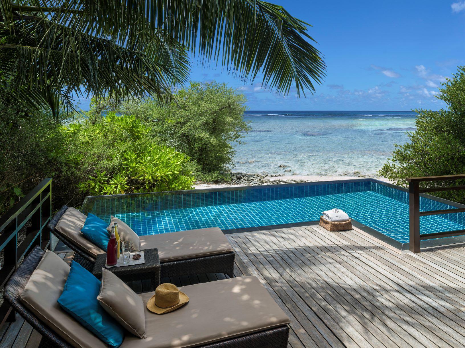 Pool Villa deck