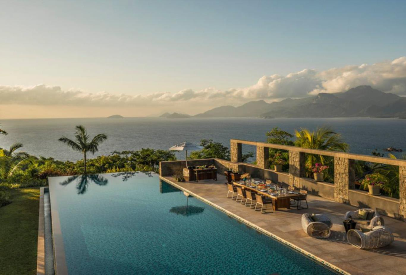 Infinity Pool and Views