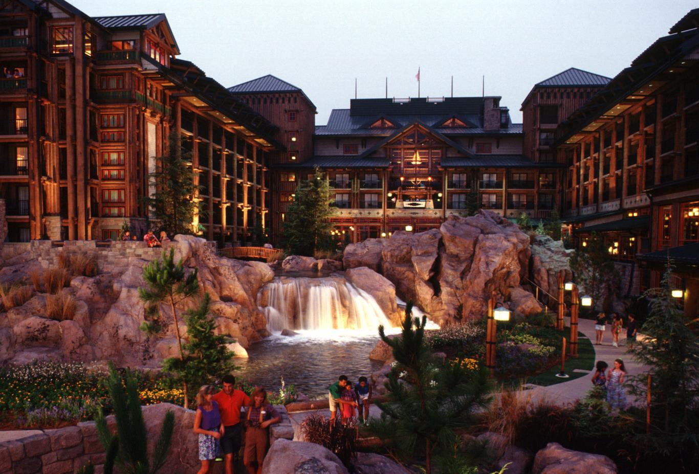 Villas at Disneys Wilderness Lodge