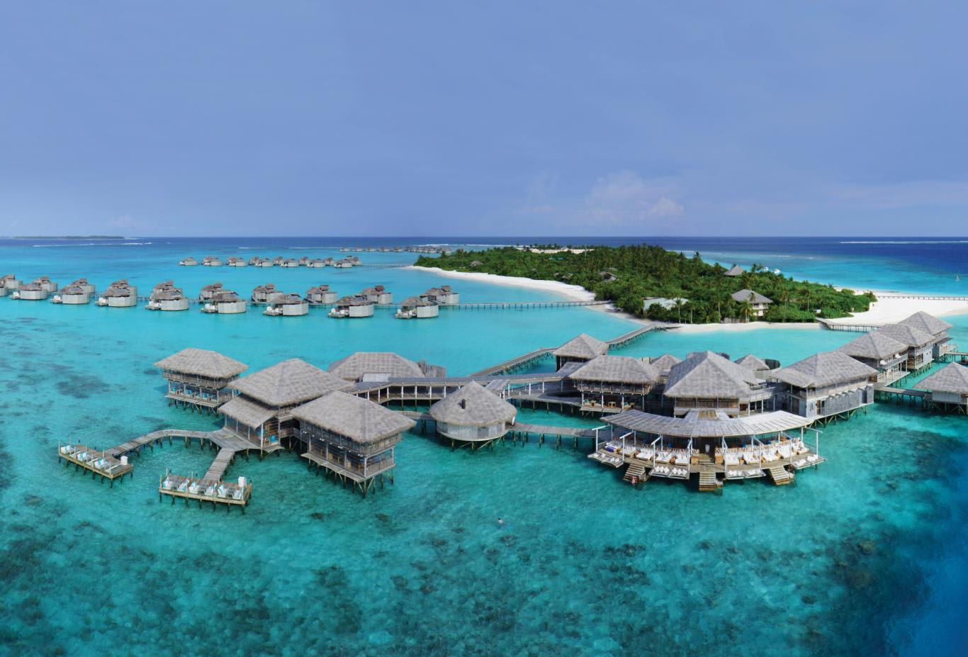 Six Senses Laamu panorama
