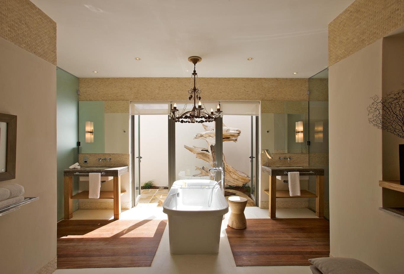Prestige Villa bathroom