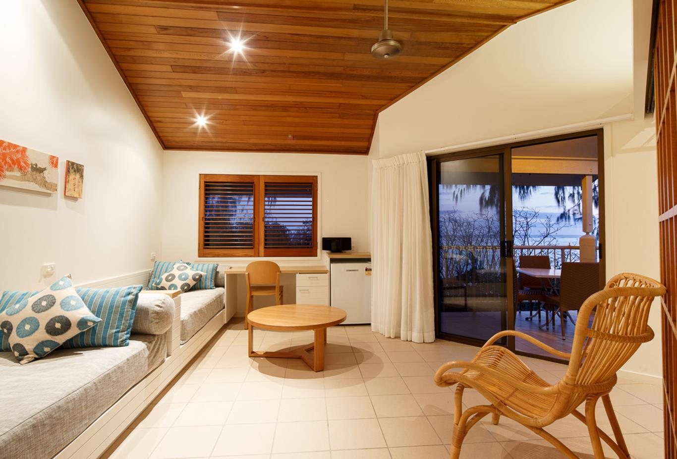 Beachside Suite Interior