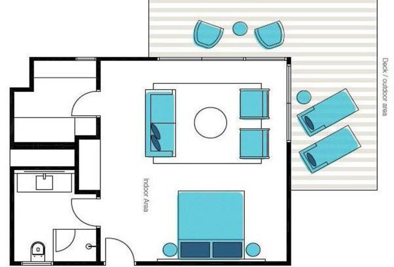 Point Suite Floorplan