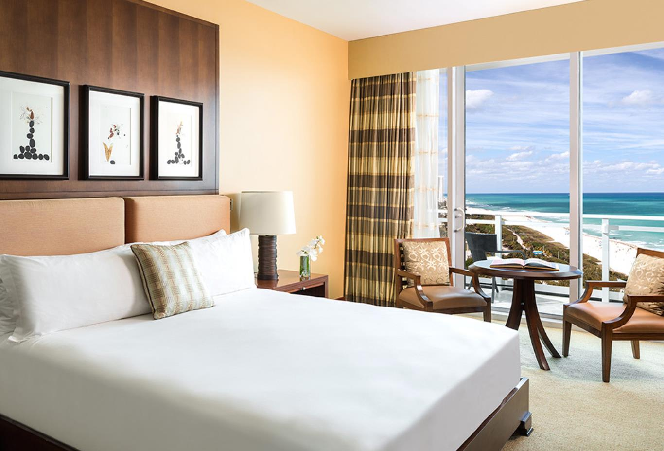 Oceanfront-room