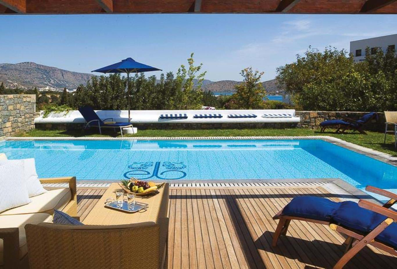 Family Villa Sea View with Private Pool