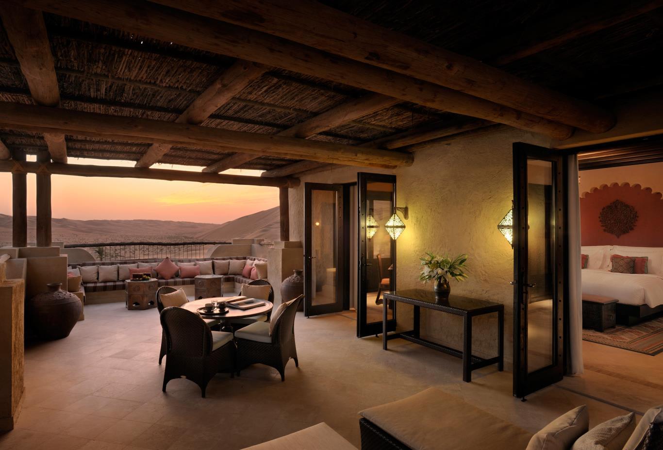 Deluxe Terrace Room