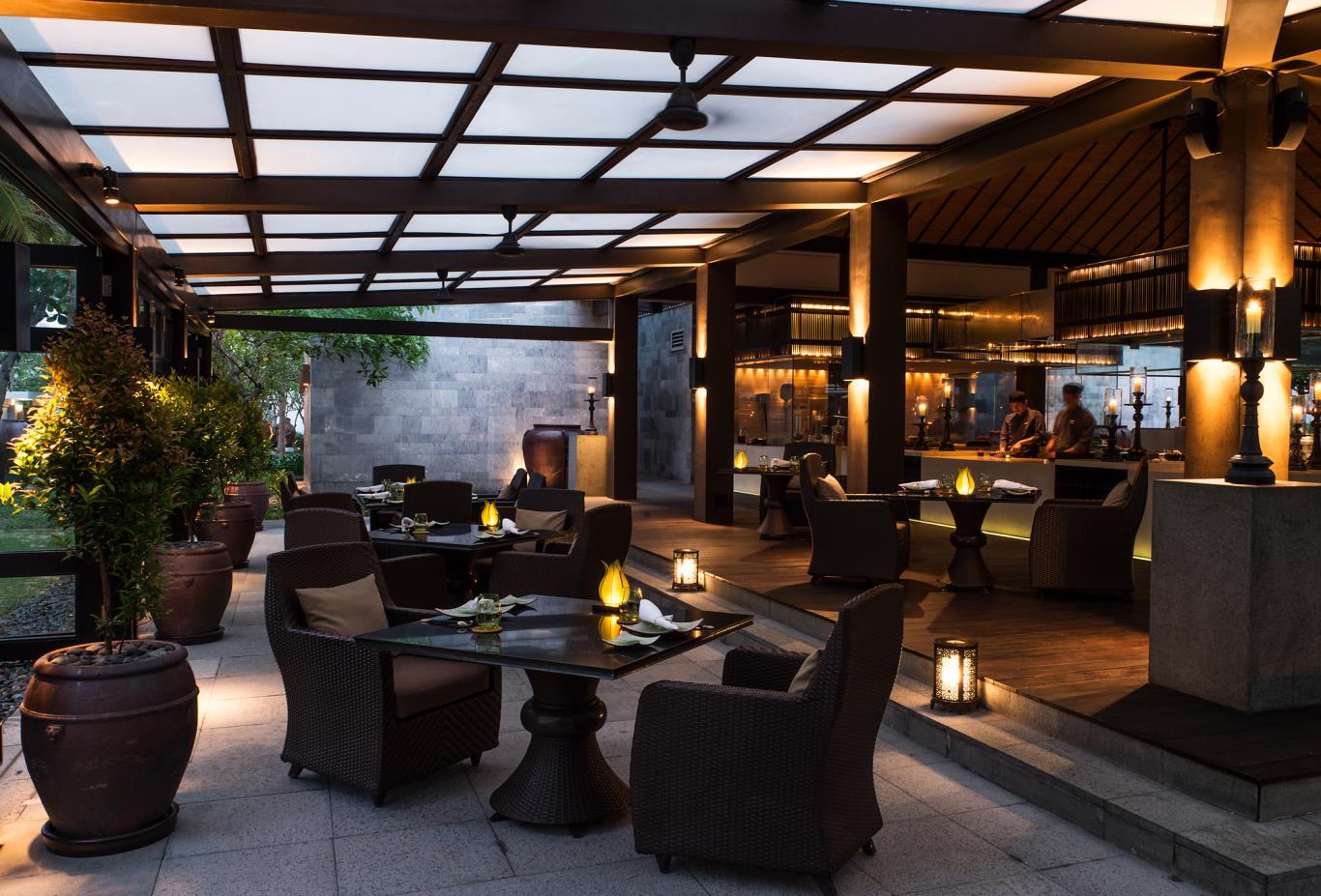 The Beach Restaurant-Indoor