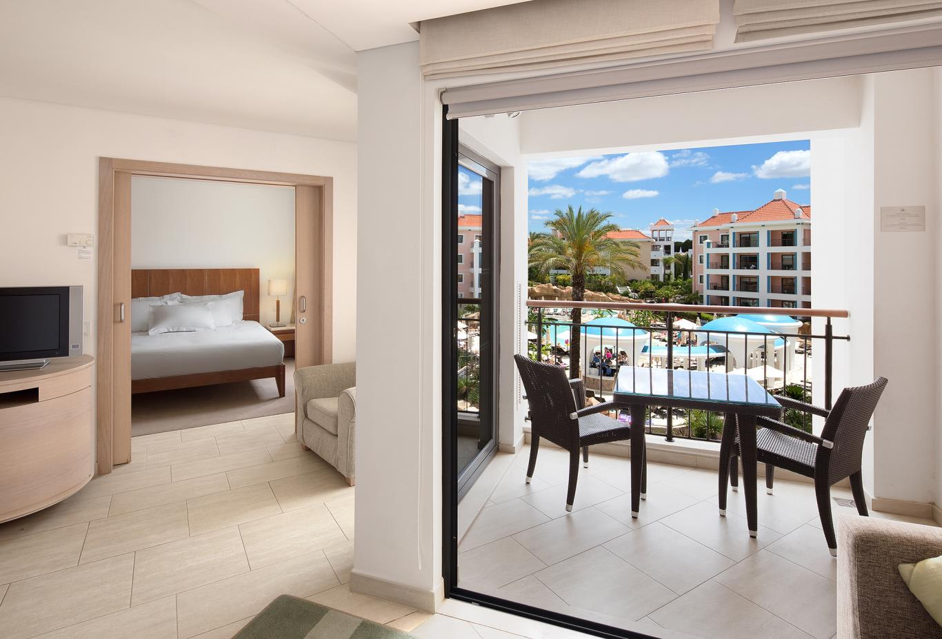 One Bedroom Apartment Pool View