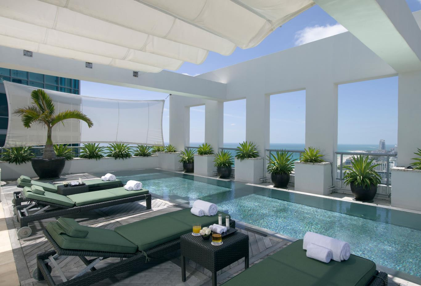 Tower Penthouse Pool