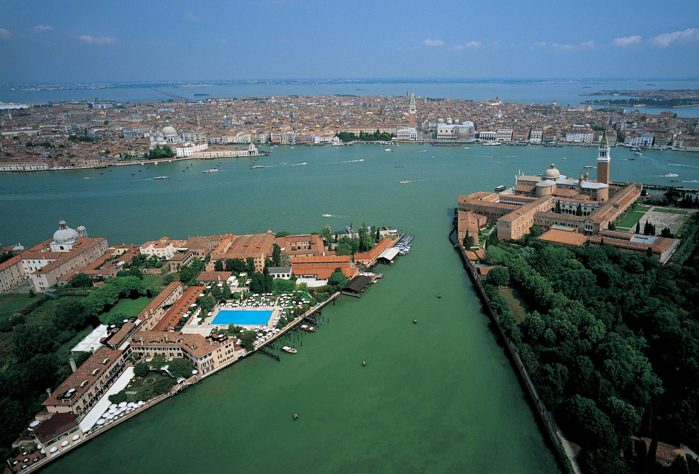 Eclectic Characters Hotel Cipriani Venice