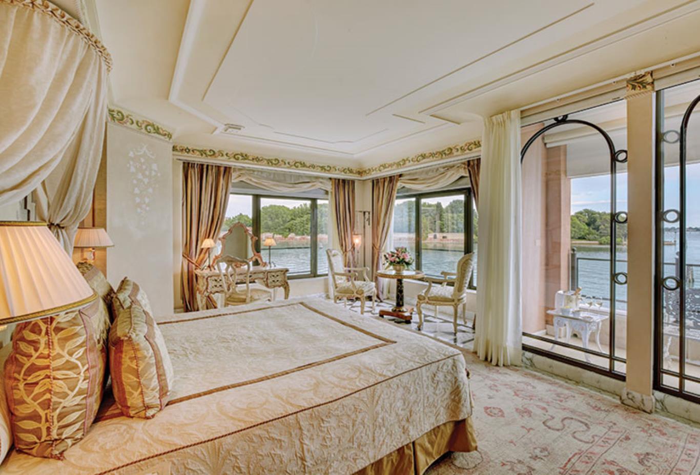 Palladio Bedroom