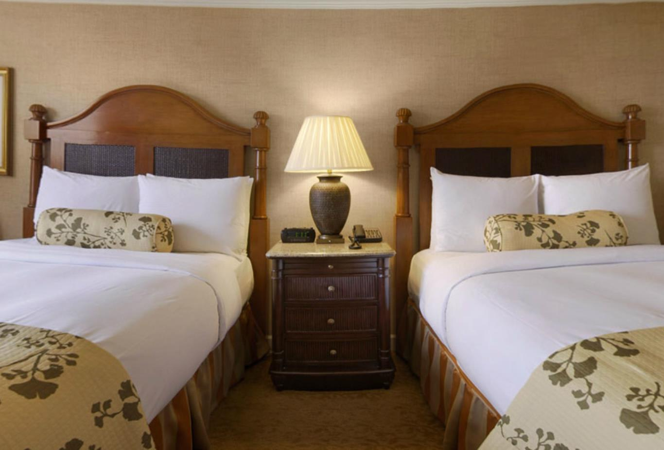 Two Double Bed Guestroom