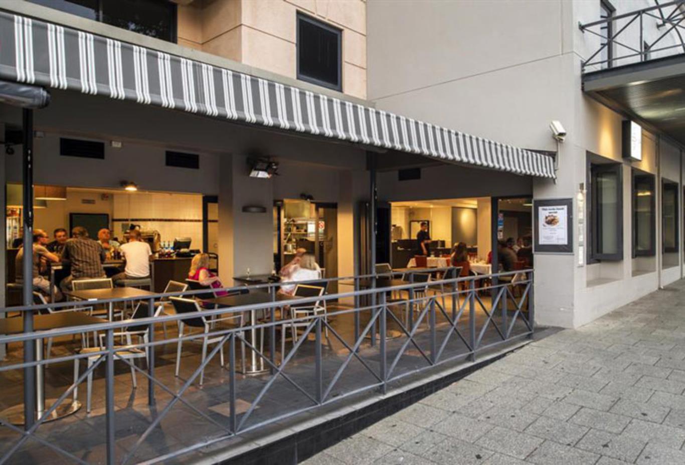 Cornerstone Bar Exterior