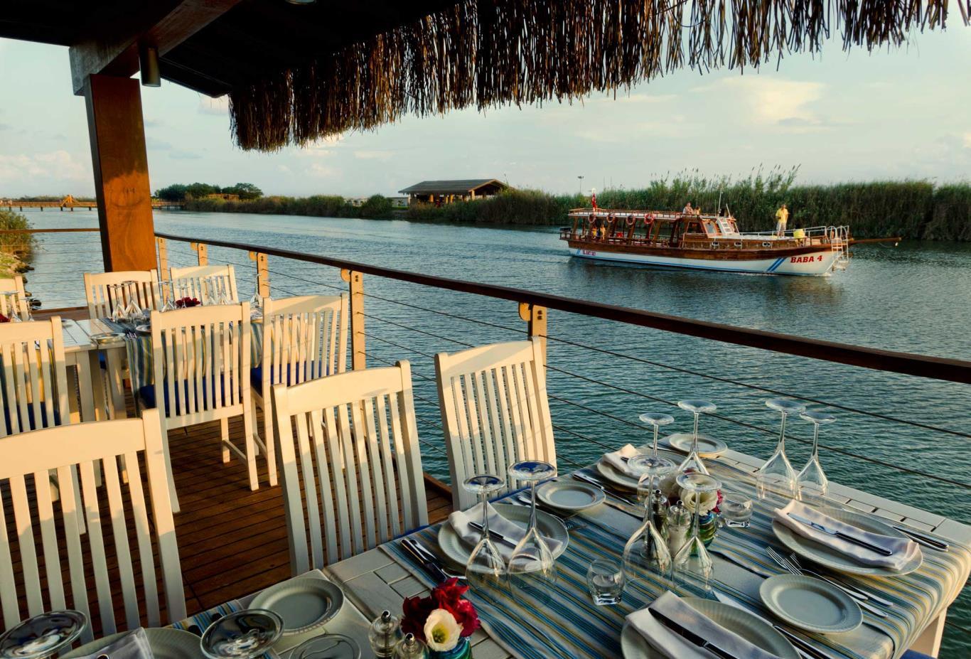 Riverlanding A La Carte Restaurant