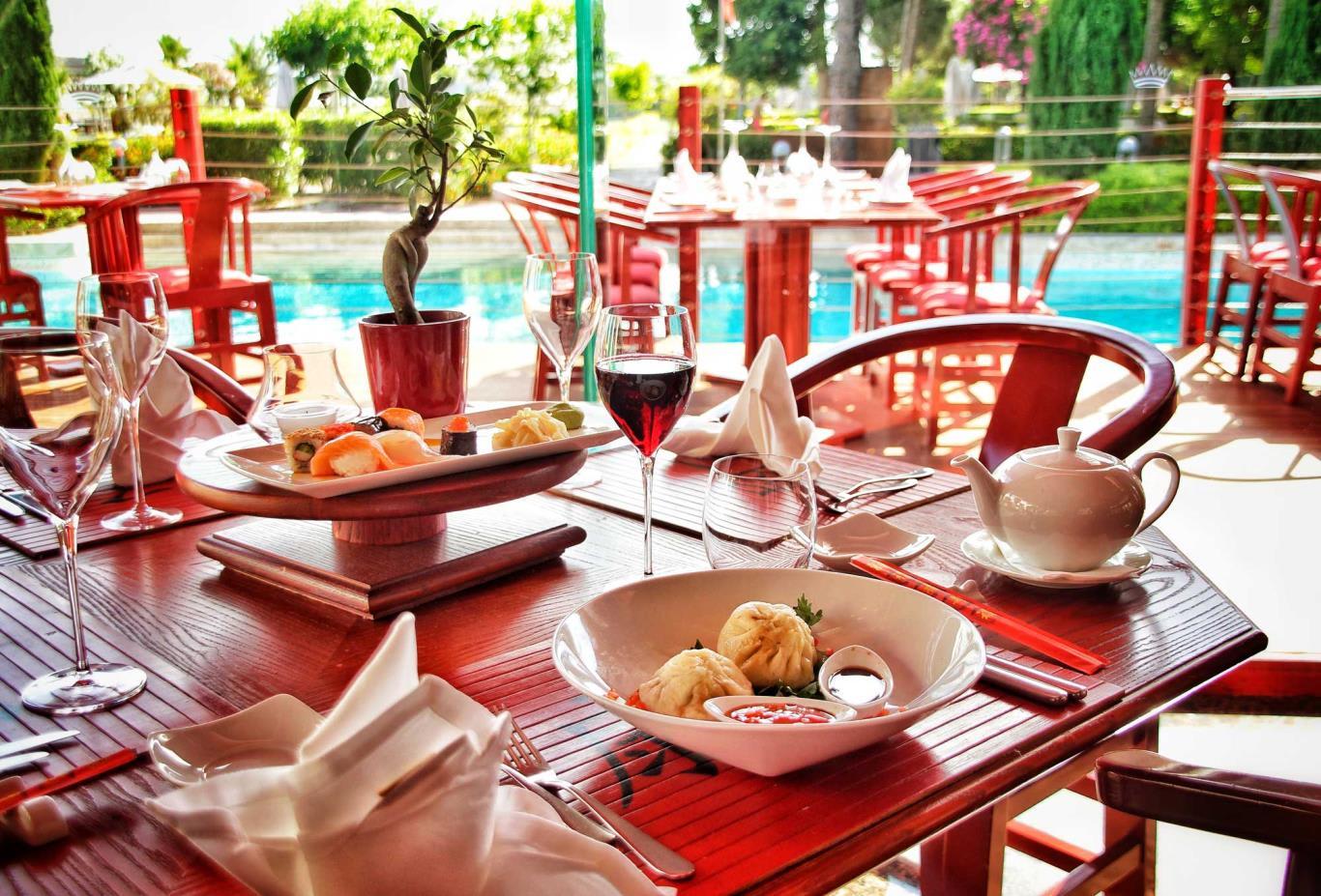 Sha A La Carte Restaurant