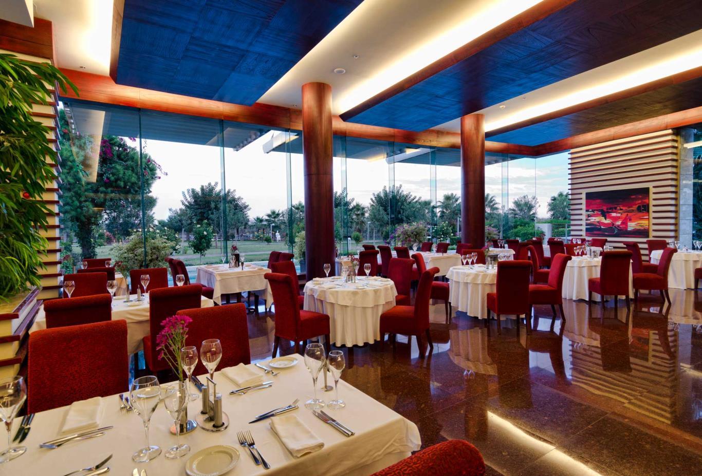 Tetrasomnia Main Restaurant