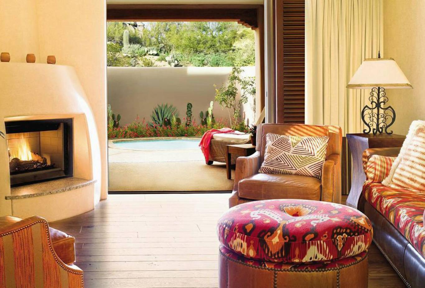 Oasis & Kiva One-Bedroom Suite