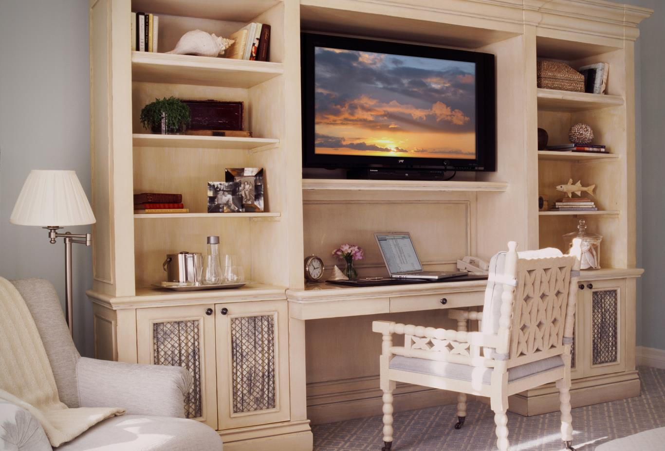 Guest Room Entertainment Center