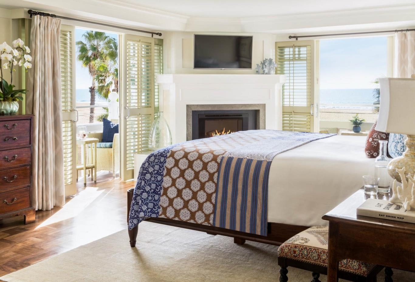 Beach House Suite Bedroom