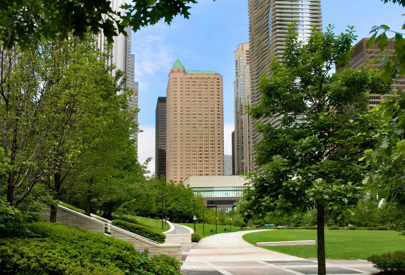 The Fairmont Chicago, Millenium Park