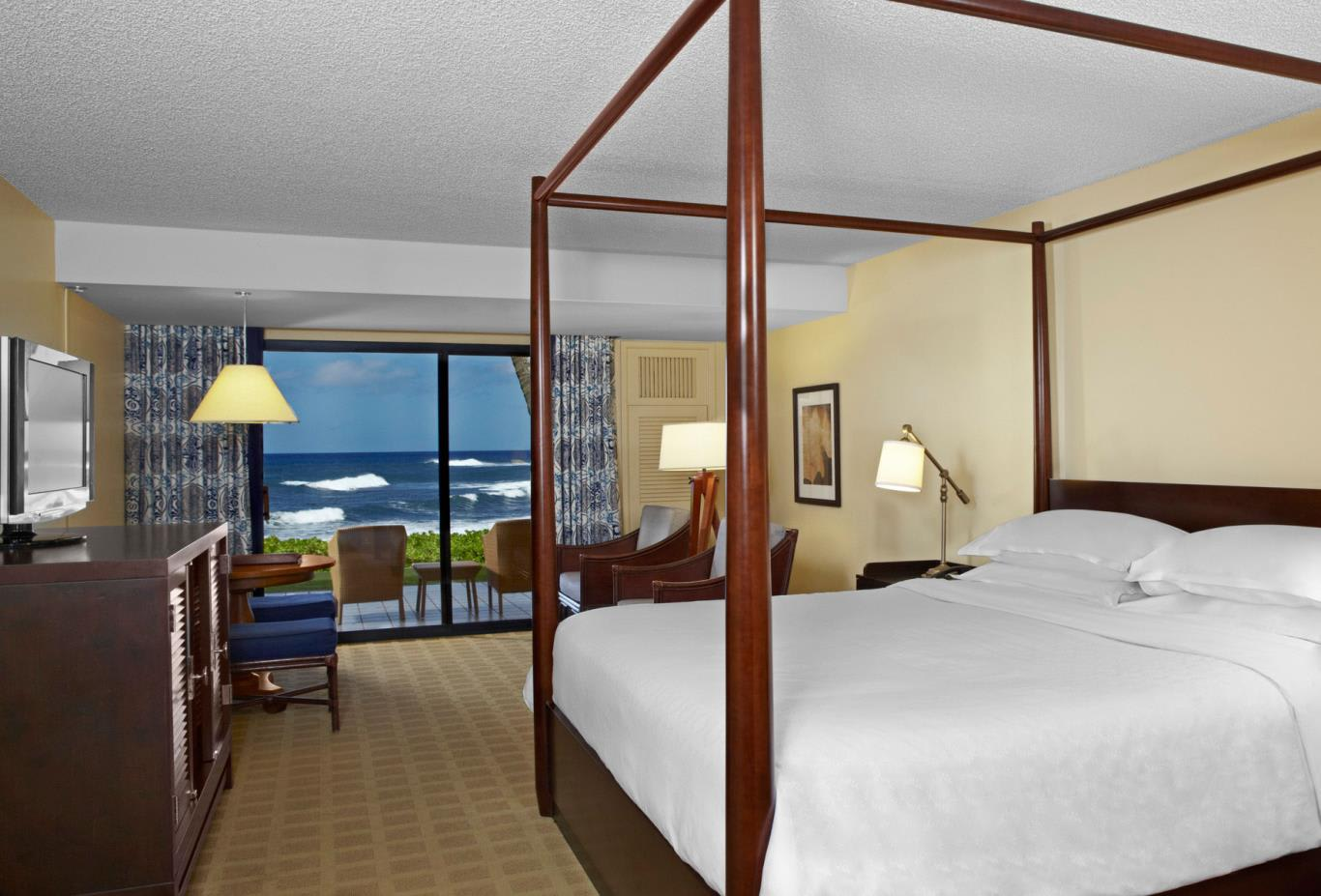 Ocean Luxury Room
