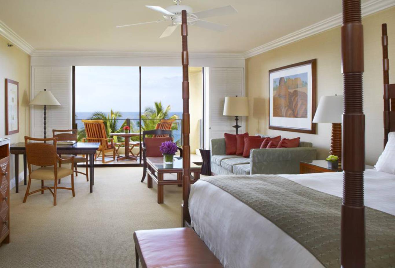 Elite Ocean Front Suite