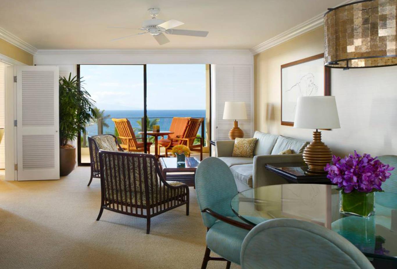 Ocean Front Prime Suite