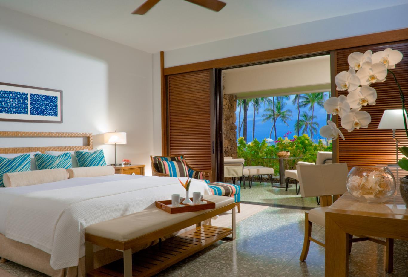Plumeria-Beach-Club-Ground-floor-Bedroom