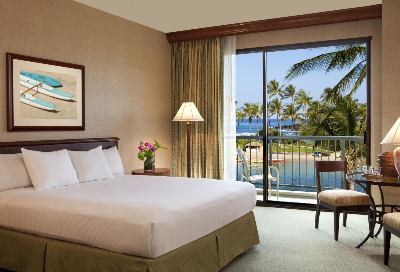 Ocean Tower Resort View