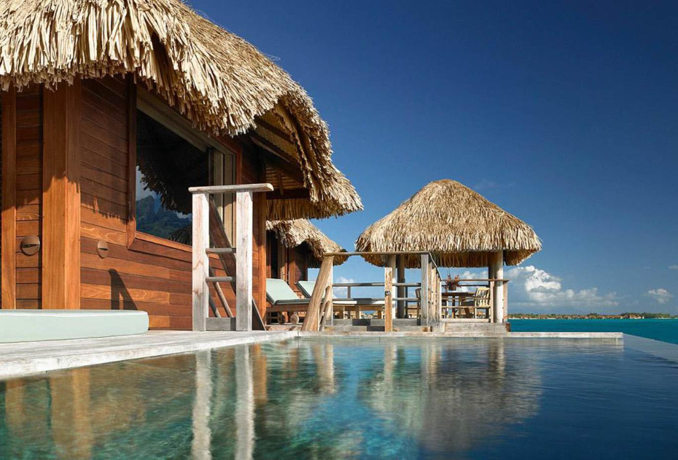 One-Bedroom Otemanu Overwater Bungalow Suite