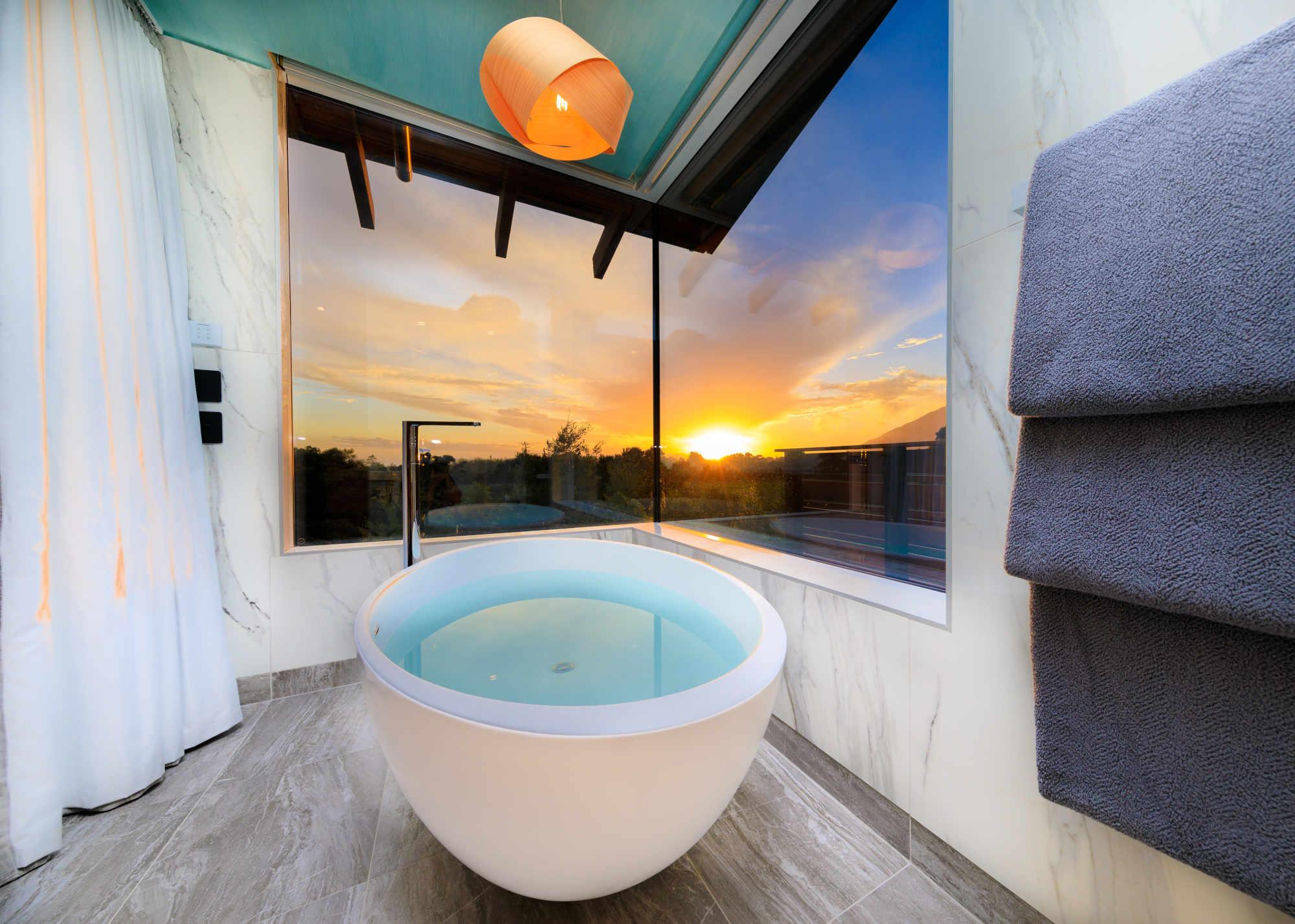 Olive House Bathroom
