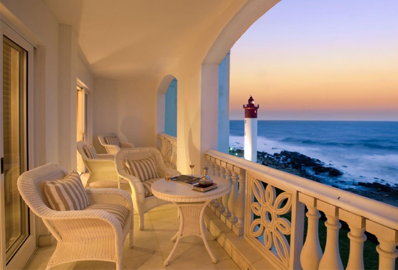 Sea Facing Luxury Room