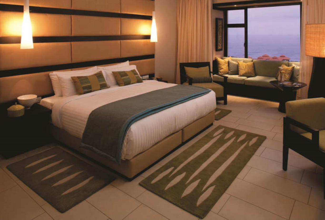 Deluxe Room bedroom interior 2