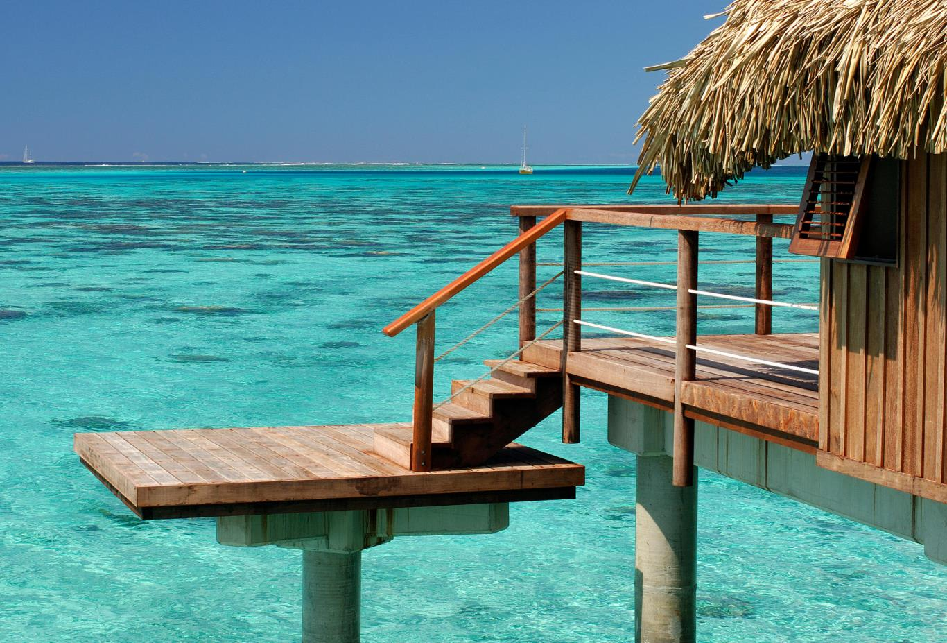 Superior Horizon Overwater Bungalow