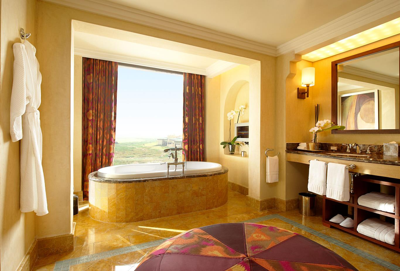 Bath ambassador suite