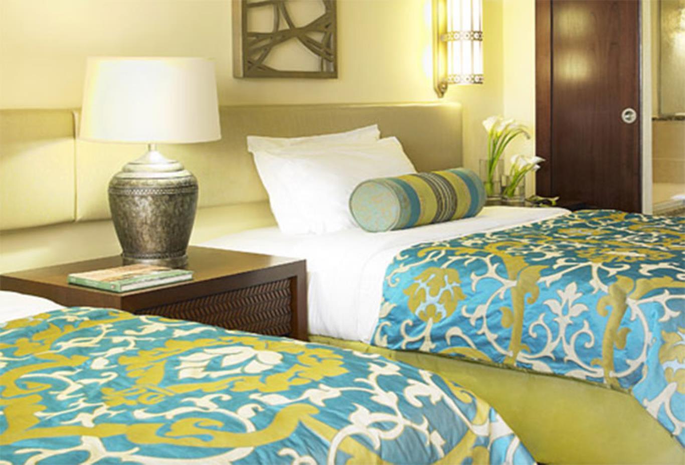 Ocean View Twin Room